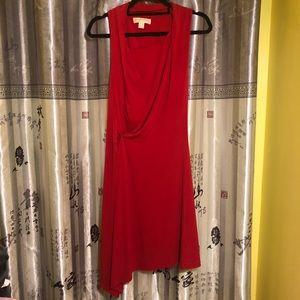 Michael Kors Red Cocktail Dress XS